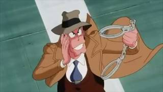 lupin iii out of context: farewell to nostradamus