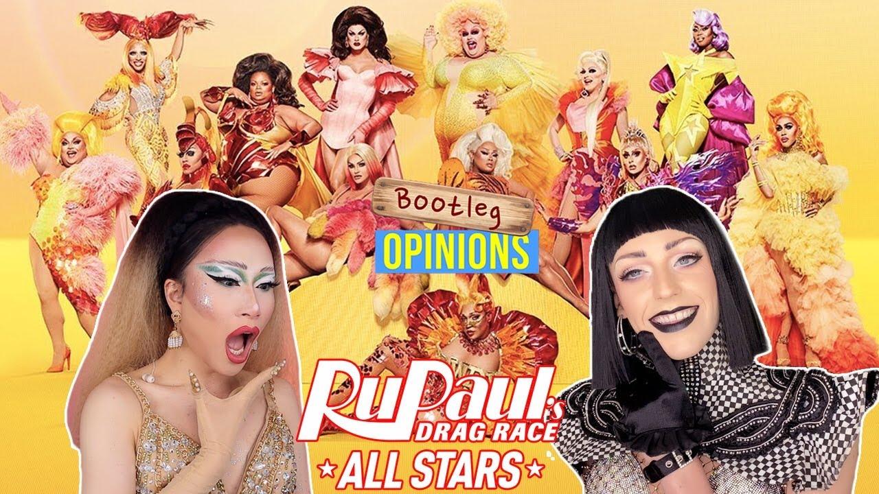 All Stars 6 x Bootleg Opinions: Promo Looks with Laganja Estranja!