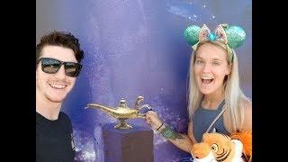 Opening Night of Aladdin at Disney Springs | Magic Carpets at Magic Kingdom, NEW Merch, and AMC