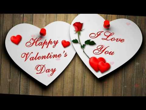 Вітання з Днем Святого Валентина. - Познавательные и прикольные видеоролики