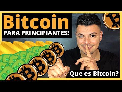 Qué Es Bitcoin Y Como FUNCIONA Para PRINCIPIANTES 2020 {{TUTORIAL COMPLETO}}