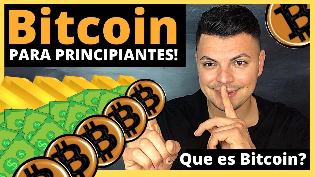 Qué es Bitcoin y Como FUNCIONA para PRINCIPIANTES 2020