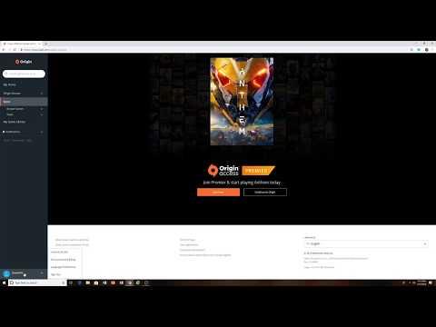 How to change Origin/EA username 2019