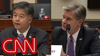 FBI Director Wray: No idea what 'Deep State' is