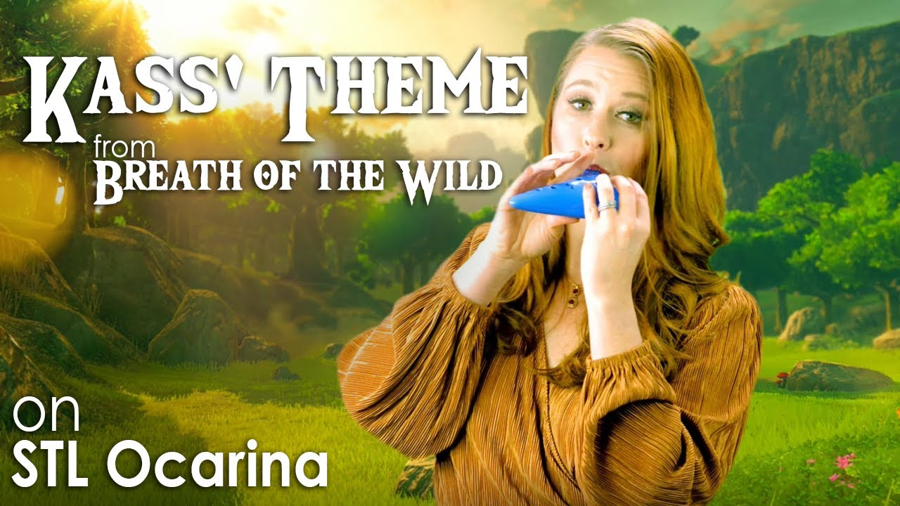 Kass' Theme - The Legend of Zelda: Breath of the Wild - on STL Ocarina