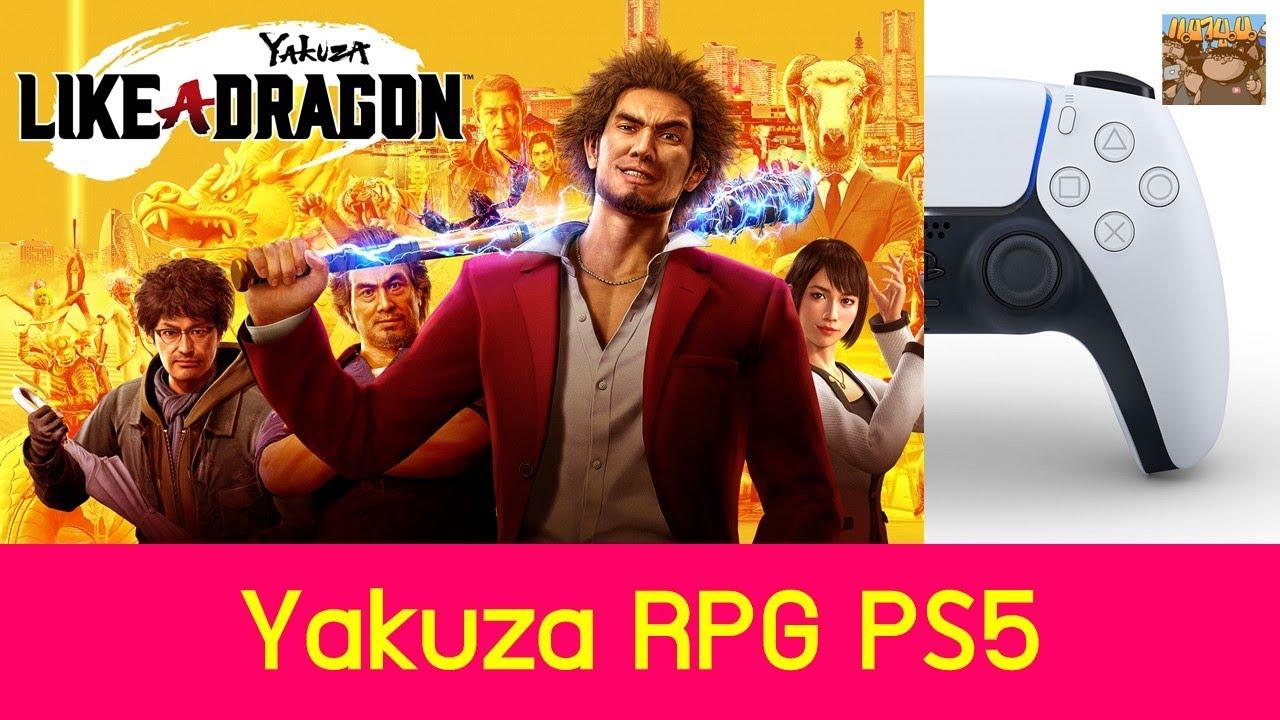 Yakuza: Like a Dragon สู้อย่างยิ่งใหญ่เหมือนมังกร
