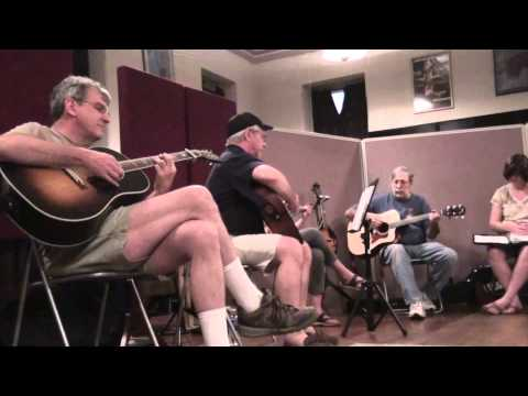 Gus Compson at the iMaginAIRium. Music Circle Round 7