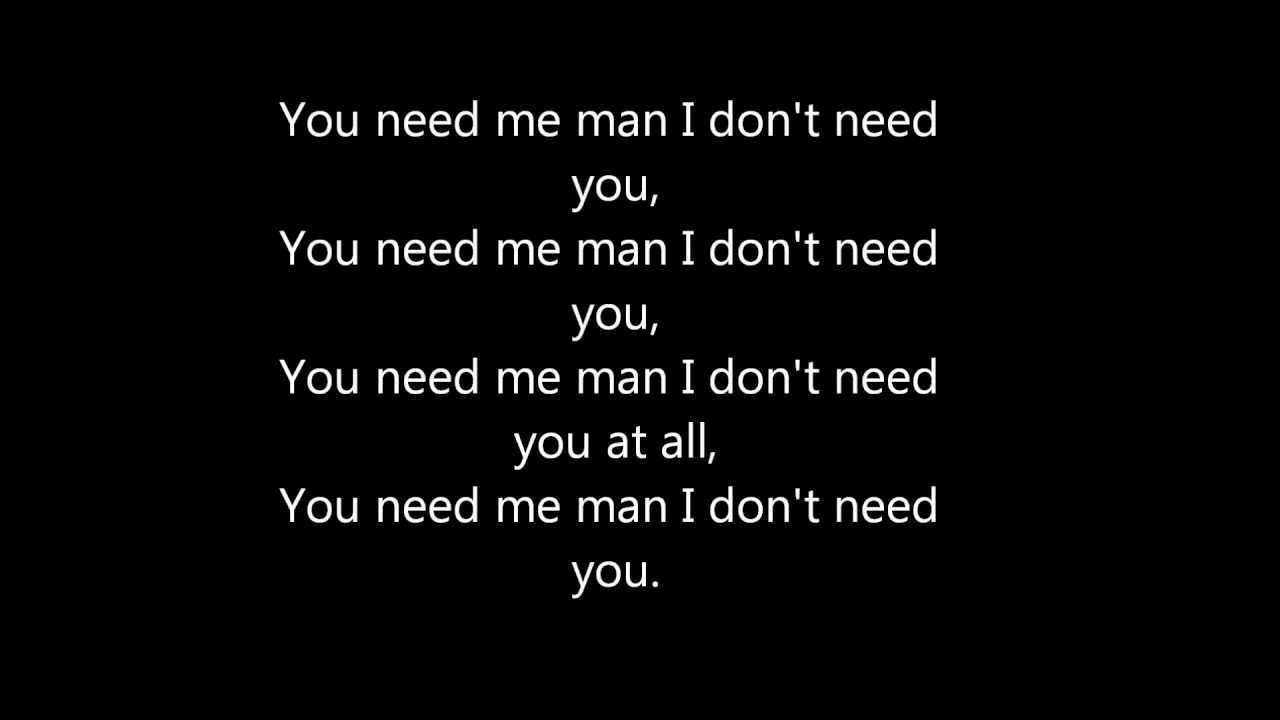 Perfect Ed Sheeran U0027You Need Me, I Donu0027t Need Youu0027 In The Live Room Lyrics Part 12