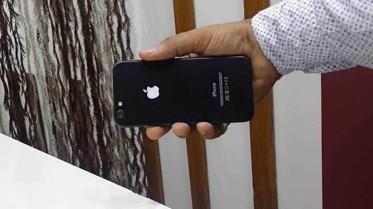 Iphone 6 black gold limited edition 64gb / 128gb -1 year warranty.