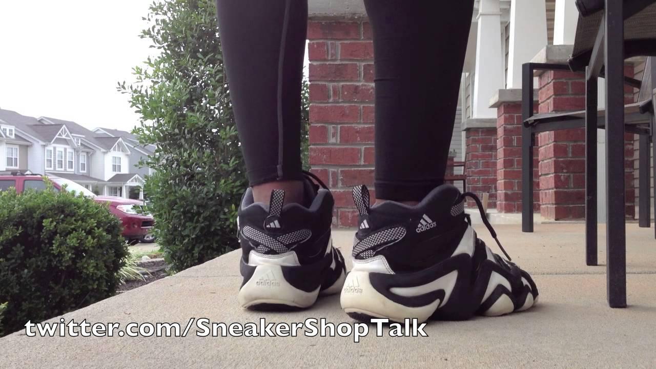 de86b77f386 On My Feet Adidas KB8 - YouTube