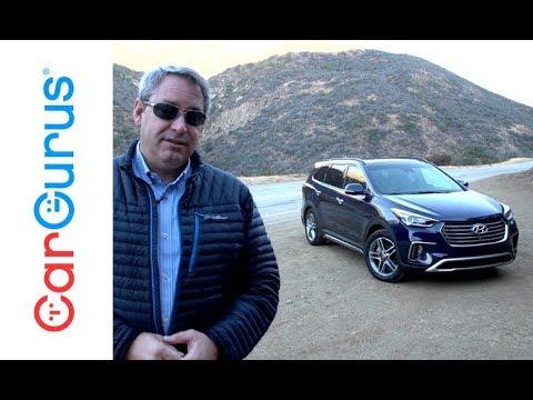 2018 Hyundai Santa Fe | CarGurus Test Drive Review