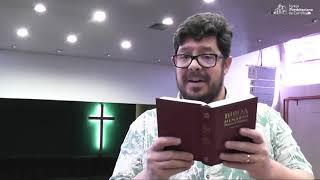 Diário de um Pastor, Reverendo Davi Nogueira Guedes, João 14:2, 20/07/2020