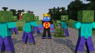 Minecraft: O NOSSO FIM ‹ ERA ZUMBI › #27