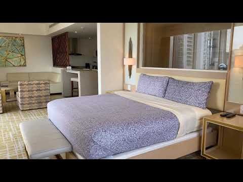 Luxury fully furnished 1 bedroom apartment in Waldorf Astoria