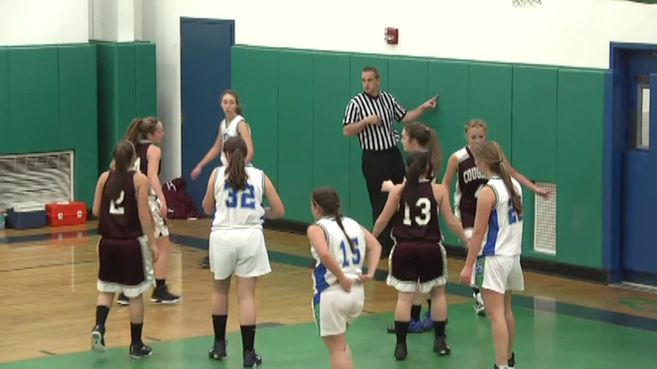 NCCS - Seton Catholic Girls  12-21-11