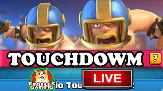 Clash Royale TOUCHDOWN GAME MODEl - (iOS Android) LIVE