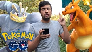 Pokemon GO | CHARIZARD & MACHAMP CAUGHT IN 1 DAY...!!!! | EPIC SUPER RARE POKEMON
