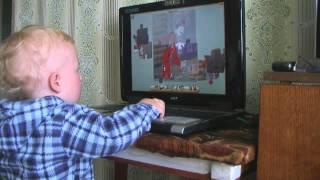 Дети Индиго. В 2 года ребенок свободно владеет компьютером. Indigo Children