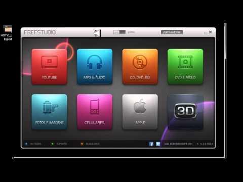 Como Converter Um Video MPEG-2 TS Tv Brasileira Para Mp4