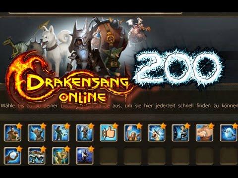 Drakensang Online #200 🐉 Release 186 - Sticker Album! :D News!
