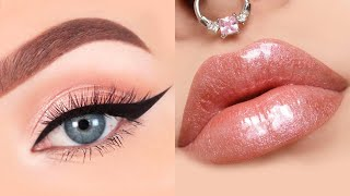 15 Glamorous Eye Makeup Ideas & Eye Shadow Tutorials | Gorgeous Eye Makeup Looks #124