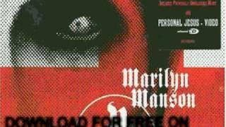 marilyn manson - Personal Jesus (LP Version) - Personal Jesu