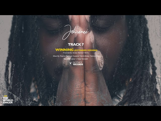 Jah Vinci - Winning(Extended Version) (Official Audio)
