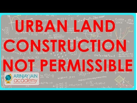 907 . Wealth tax - Example on urban land construction not permissible