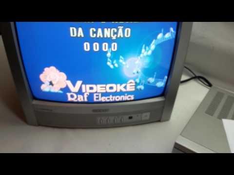 VIDEOKE RAF VMP 2000S