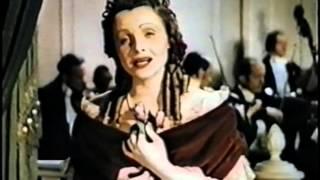 """Elfie Mayerhofer : War nur ein Lächeln (Filmszene aus """"Das kleine Hofkonzert"""" 1944)"""