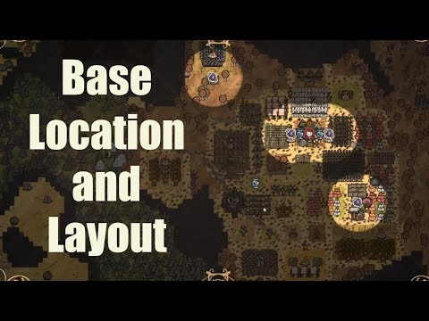 DST Tips: Base Location and Layout