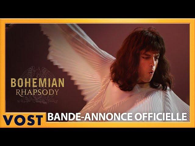 Bohemian Rhapsody | Bande-Annonce Finale [Officielle] VOST HD | 2018