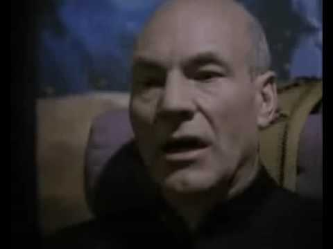 Star Trek TNG: Captain Picard Goes INSANE (