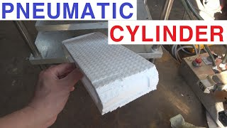 PNEUMATIC CYLINDER AIR PRESS  …