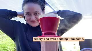 Affordable camping hacks! Saskatchęwanderer x Conexus