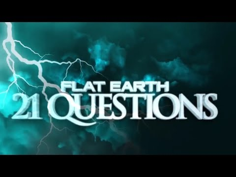 A Stranger's Guide To The Flat Earth - 21 Questions ▶️ By ODD Reality (mirror) thumbnail
