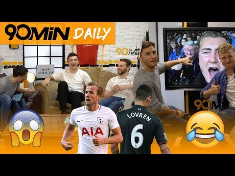 Koeman sacked from Everton! | Should Klopp leave Liverpool after Kane destroyed them 4-1!? | Daily