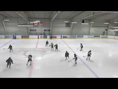 Burlington Barracudas vs Mississauga Chiefs Bantam A Feb 28 2018
