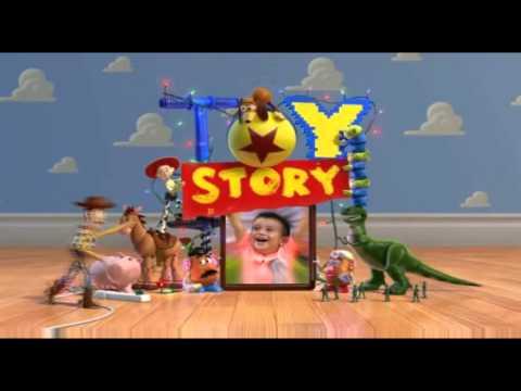 Invitaciones De Cumpleanos De Toy Story Youtube