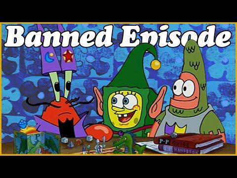 Banned Episode of SpongeBob SquarePants