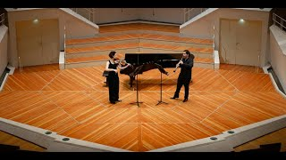 Bela Bartok 44 Duos: MARCHEN / A FAIRY TALE | Nimrod Ensemble at the Berlin Phil.