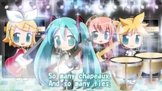 KUWATABANDのデビューシングルです ☆ミクたちはモグヤさんのものです。...
