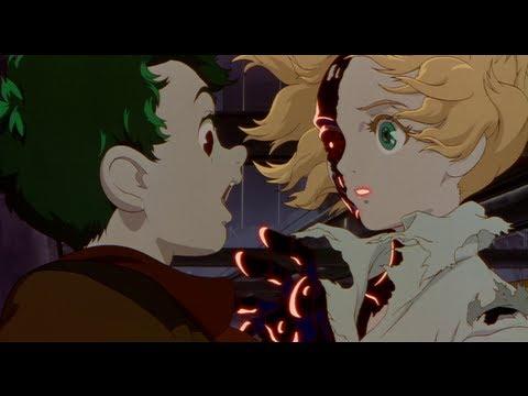 Metropolis ending (2001) HD