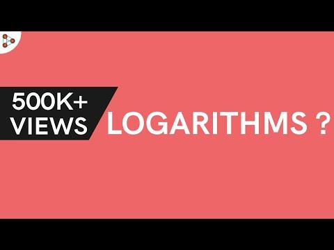 Logarithms - Basics | What are Logs?