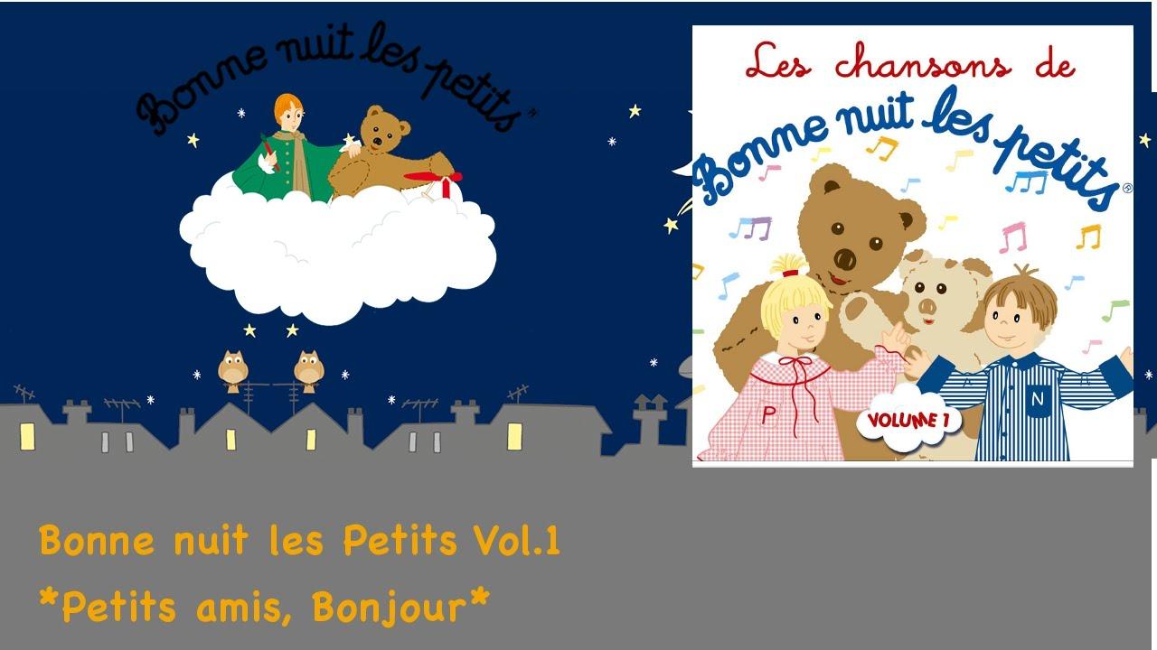 Bonne Nuit Les Petits Le G 233 N 233 Rique Chanson Officielle