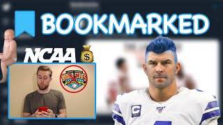 Big Babies, The QB Shuffle, & The Collapse of the NCAA | Bookmarked| The Pop Network