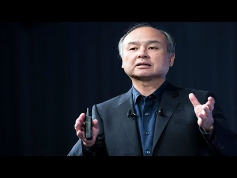 SoftBank Vision Fund drives profit surge