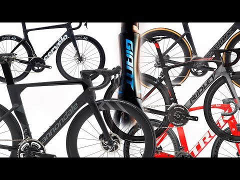 Топ 5 АЕРО шоссейных велосипеда *ТЕСТ, ТОЧНЫЕ ВАТТЫ*