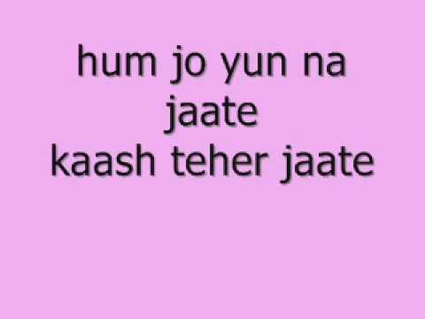 KAASH by Call with lyrics!