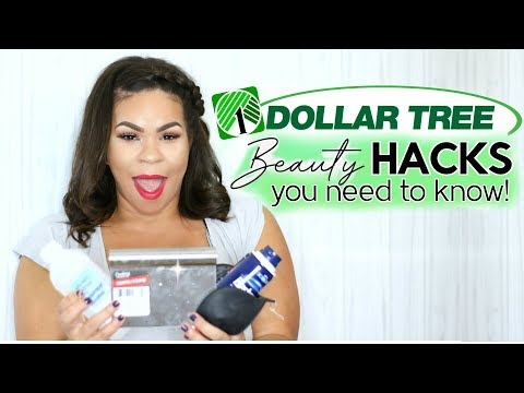 5 Clever DOLLAR STORE Beauty Hacks 2018! Sensational Finds